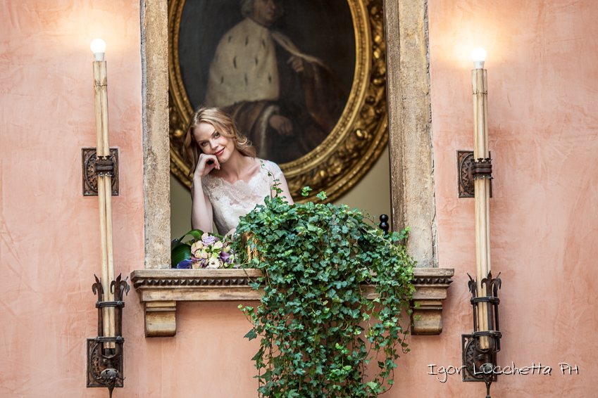 Sposa a Venezia