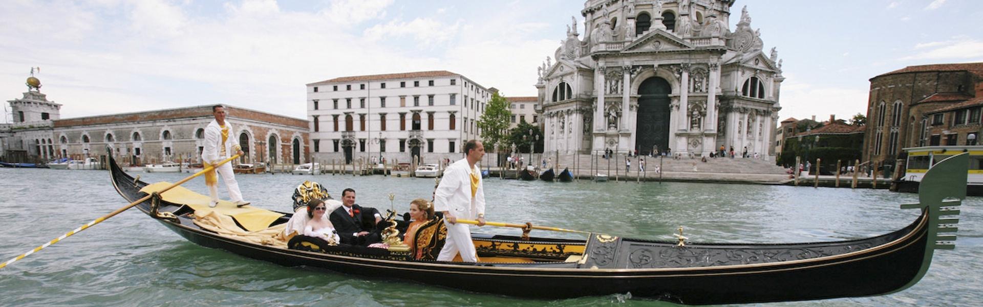 gondola matrimoni a Venezia