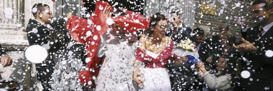 festa matrimonio Venezia